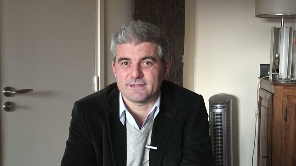 Image de la vidéo Laurent Gaudé / L'écriture au jour le jour