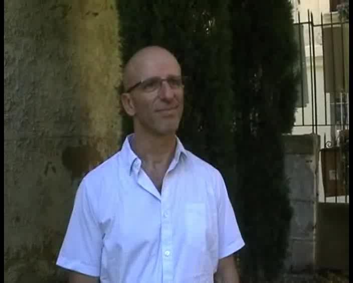 Vidéo Entretien avec Jacques Vincey à propos de Jours souterrains
