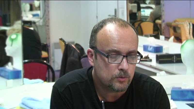 """Vidéo Rémi De Vos, """"Débrayage, extrait"""""""