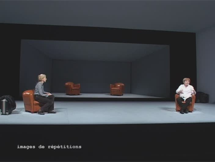"Vidéo ""Je disparais"", entretien avec Stéphane Braunschweig"