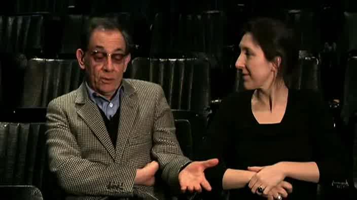 """Vidéo """"Truismes"""", présentation par A. Arias et M. Darrieussecq"""