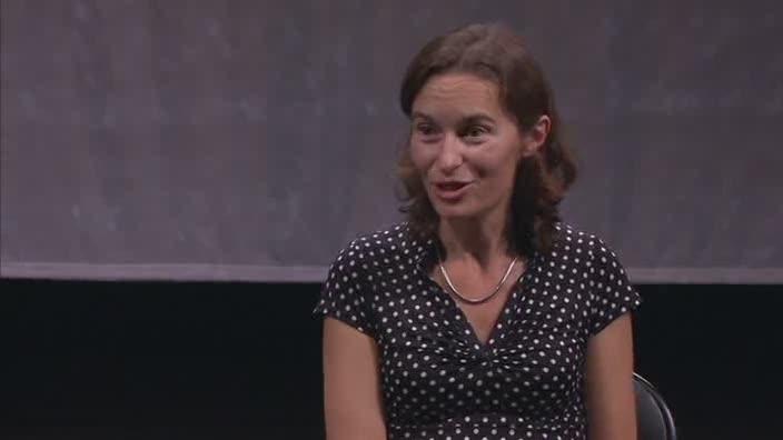 Vidéo Témoignage de Marie-Laure Basuyaux, professeur au lycée Voillaume