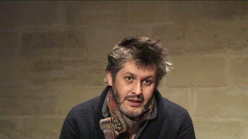 Vidéo Entretien avec Christophe Honoré