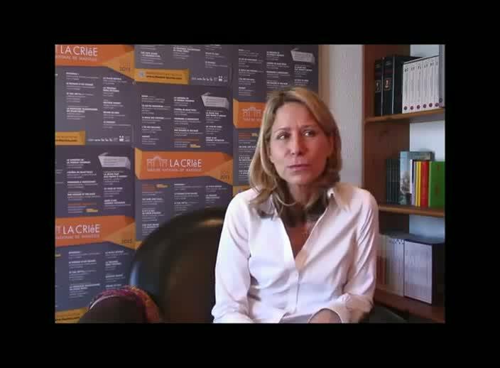 """Vidéo """"Les Apaches"""", entretien avec Macha Makeieff"""