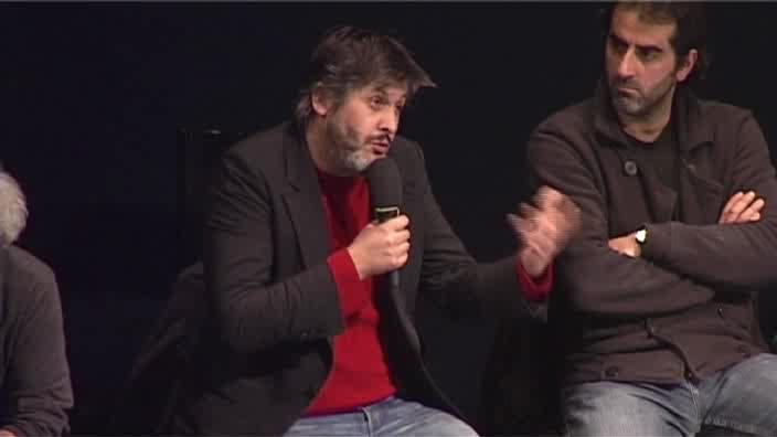 """Vidéo """"Nouveau Roman"""" m.e.s Christophe Honoré - présentation de saison"""
