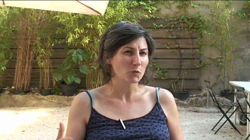 Anna Nozière / La découverte du théâtre