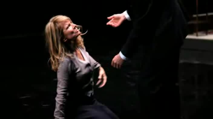"""Vidéo """"La Mouette"""", m.e.s. Frédéric Bélier-Garcia, bande-annonce"""