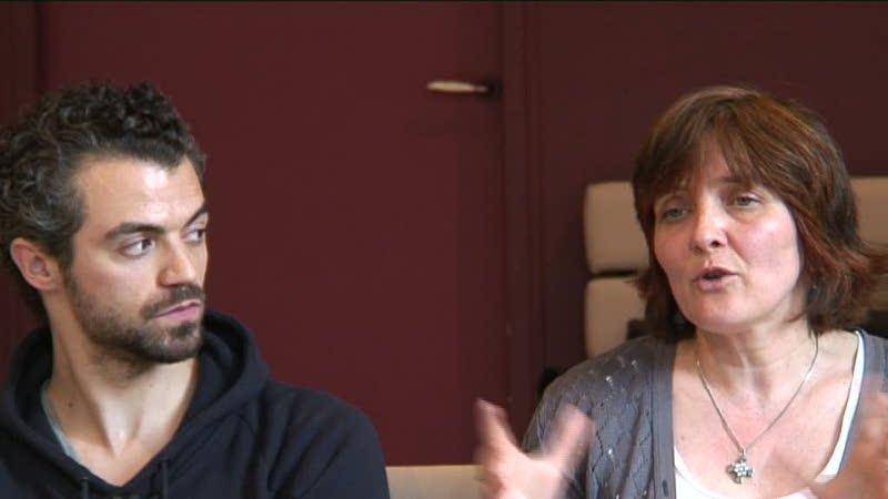 """Vidéo Cécile Backès pour """"J'ai 20 ans..."""", le projet"""