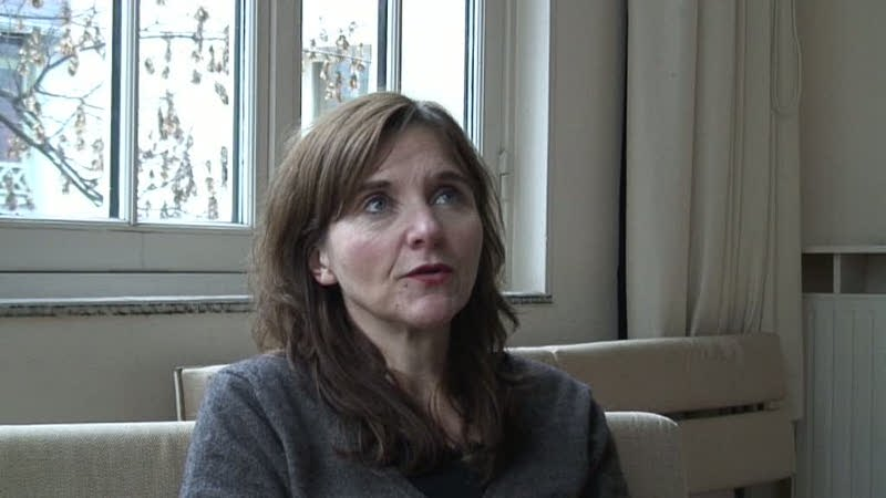 """Vidéo """"Mémoire pleine"""" d'E. Mazev / """"Le contexte artistique"""""""