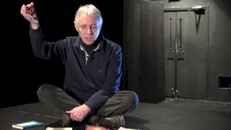 """Vidéo J. Jouanneau, """"L'Ebloui"""" / Les difficultés d'écriture"""