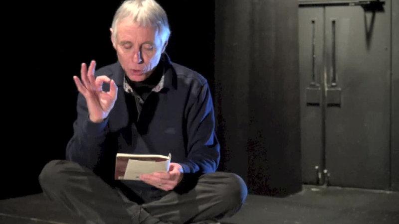 """Vidéo J. Jouanneau, """"L'Ebloui"""" / Extrait lu par l'auteur"""