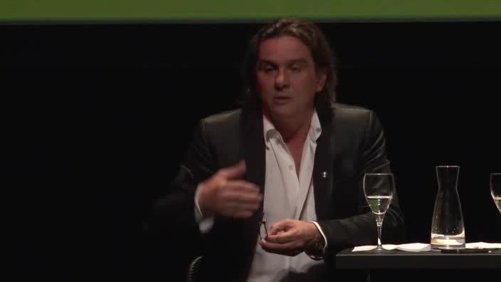 """Vidéo """"Une Saison au Congo"""" d'Aimé Césaire, présentation par Christian Schiaretti"""