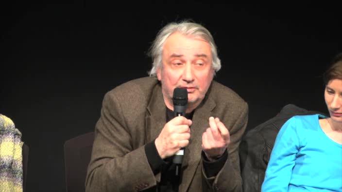 """Vidéo """"Re : walden"""" m.e.s. Jean-François Peyret, présentation de saison"""