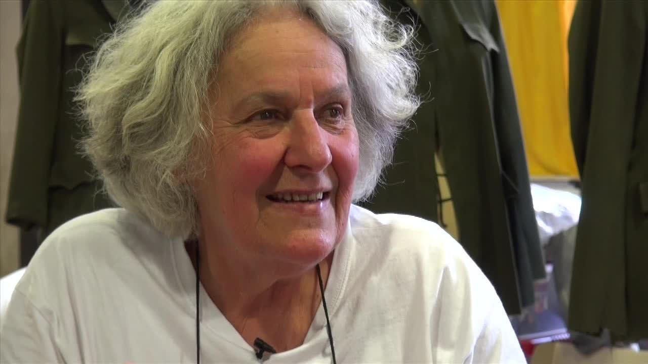 Vidéo Entretien avec Ariane Mnouchkine