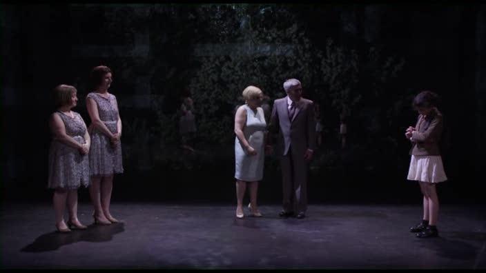 "Vidéo ""Cendrillon"" de Joël Pommerat, extraits (1/2)"