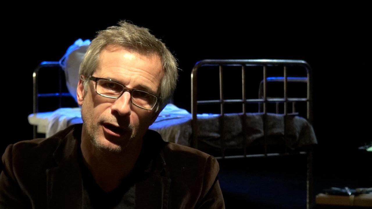 """Vidéo Entretien avec François Berreur pour """"Correspondances et entretiens..."""""""