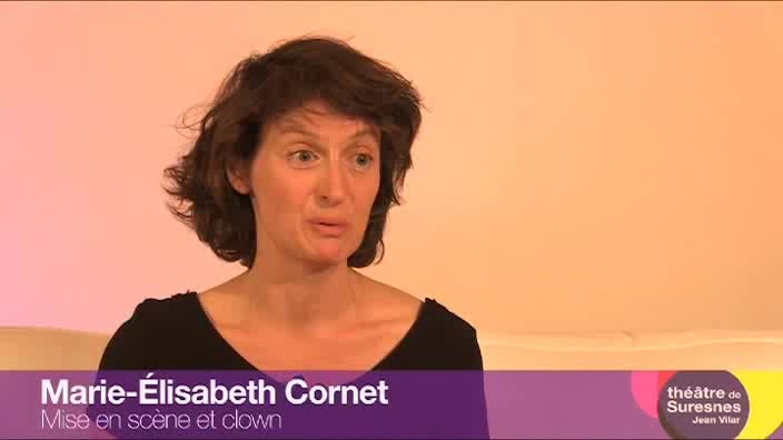 """Vidéo """"Jacqueline sur la Terre..."""", entretien avec Marie-Elisabeth Cornet"""