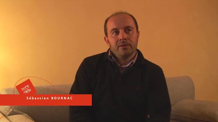 """Vidéo """"L'Apprenti"""", m.e.s. S. Bournac - Histoire d'une Création... au fil du Tarn"""