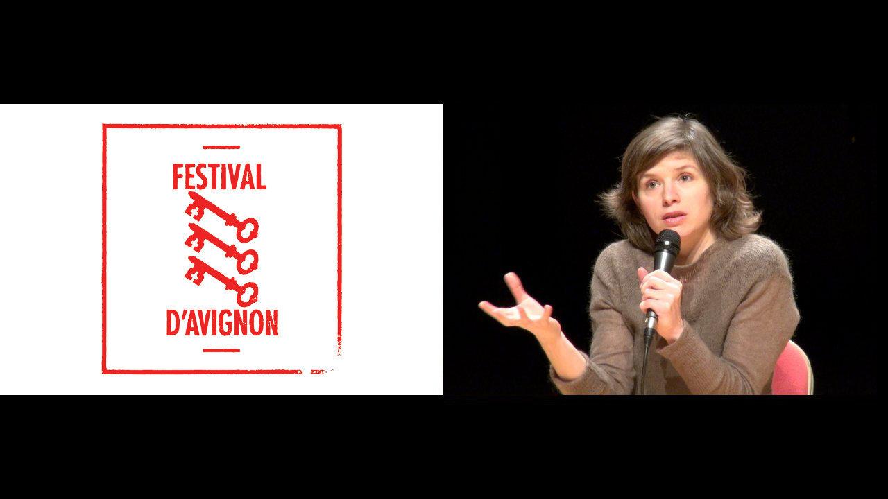"""Vidéo Rencontre avec Julie Nioche pour """"Matter"""""""