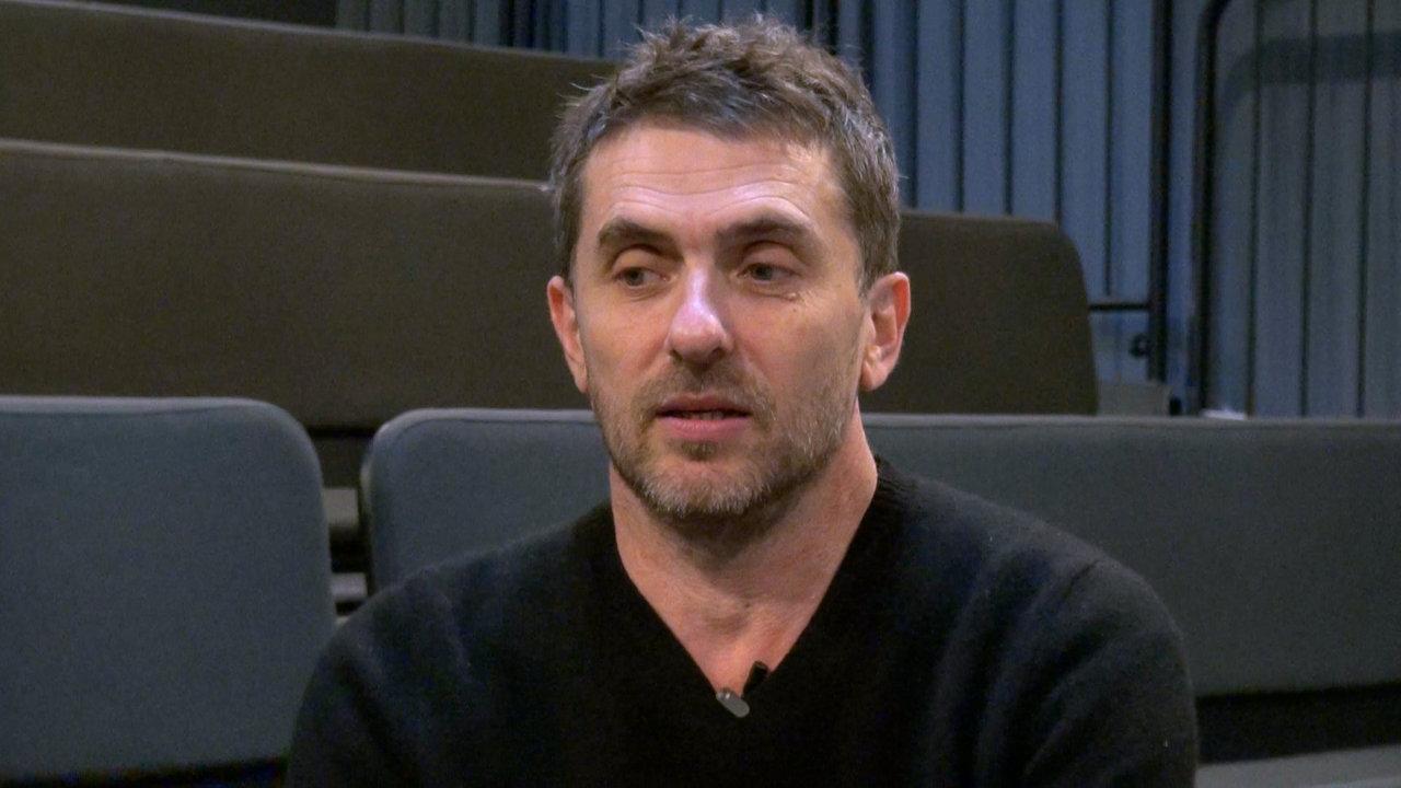 Pascal Rambert, la découverte du théâtre