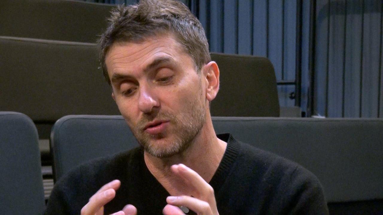 Image de la vidéo Pascal Rambert, le contexte menant à l'écriture