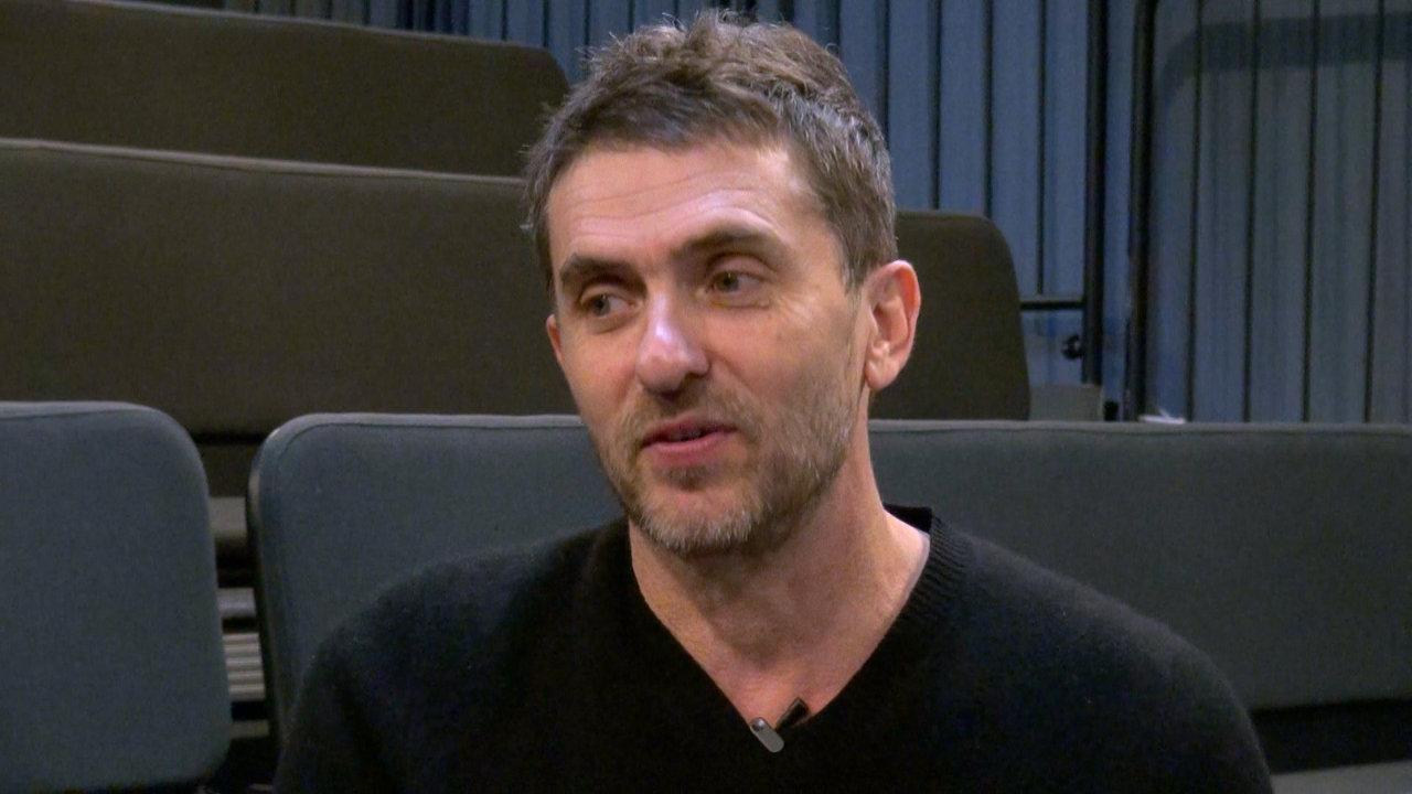 Image de la vidéo Pascal Rambert, Le premier texte de théâtre