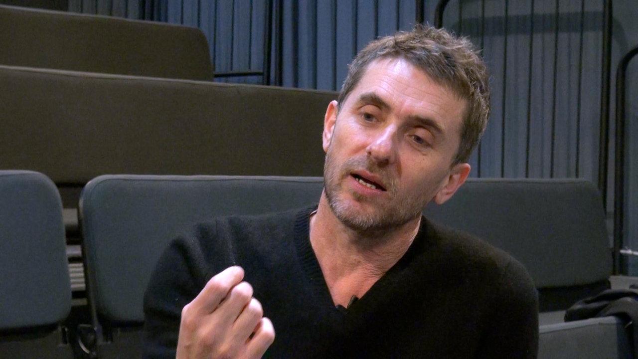 Image de la vidéo Pascal Rambert, l'écriture au jour le jour