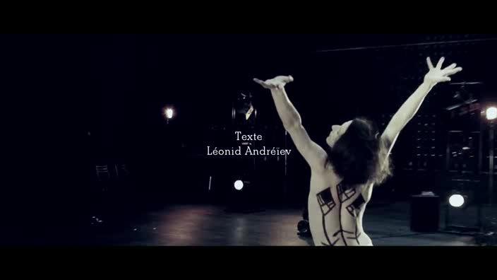 "Vidéo ""Ekatérina Ivanovna"", m.e.s. David Gauchard, La danse de Salomé"