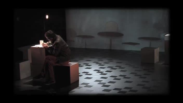 "Vidéo ""L'Apprenti"" de Daniel Keene, m.e.s.Yann Dacosta, bande-annonce"