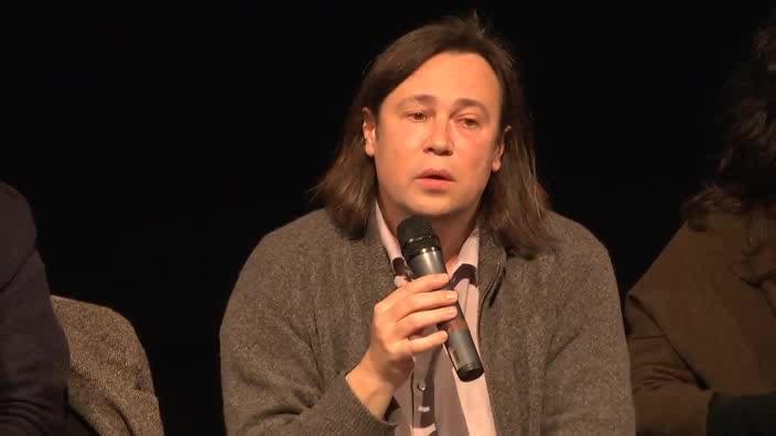"Vidéo ""Rien de moi"", présentation par Stéphane Braunschweig"