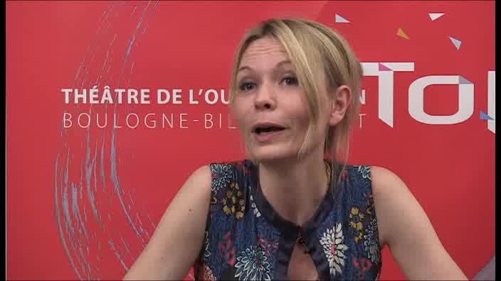 """Vidéo """"Journal de ma nouvelle oreille"""", entretien avec Isabelle Fruchart"""