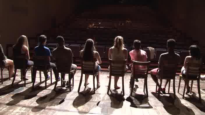 """Vidéo """"2014 comme possible"""" : ateliers au Tinel de la Chartreuse"""