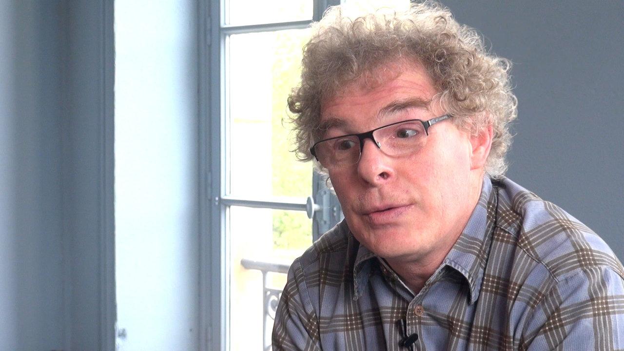 5 questions à Philippe Dorin
