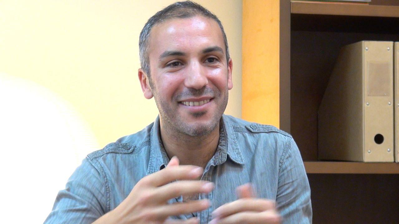 Image de la vidéo Mohamed El Khatib / L'écriture au jour le jour