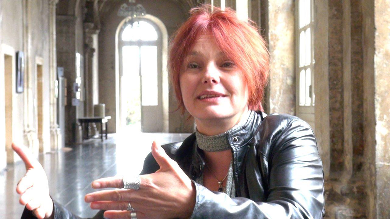 Image de la vidéo Nathalie Fillion / Le premier texte de théâtre
