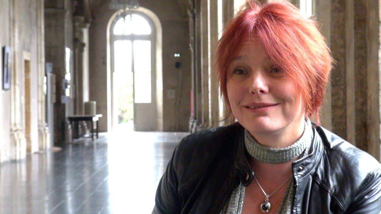 Image de la vidéo Nathalie Fillion / L'écriture au jour le jour