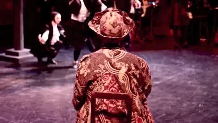"""Vidéo """"Le Bourgeois gentilhomme"""" - Teaser"""