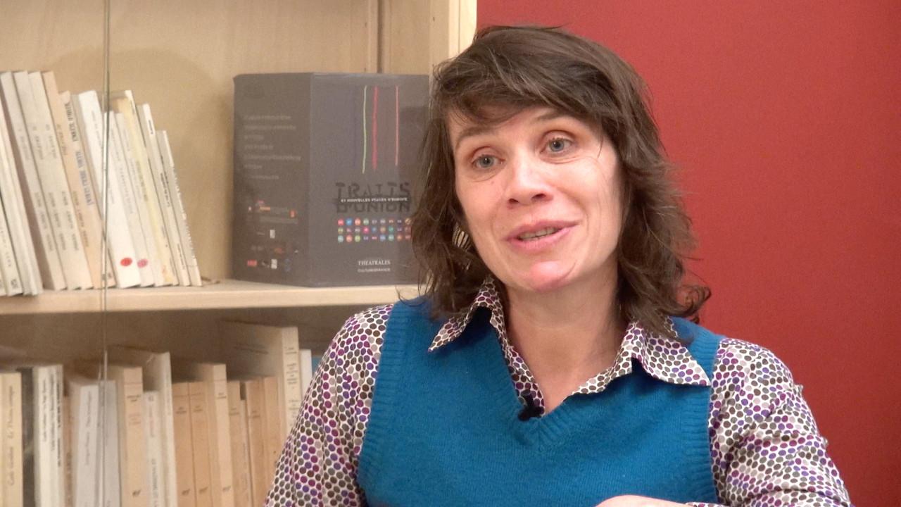 4 questions à Sandrine Roche