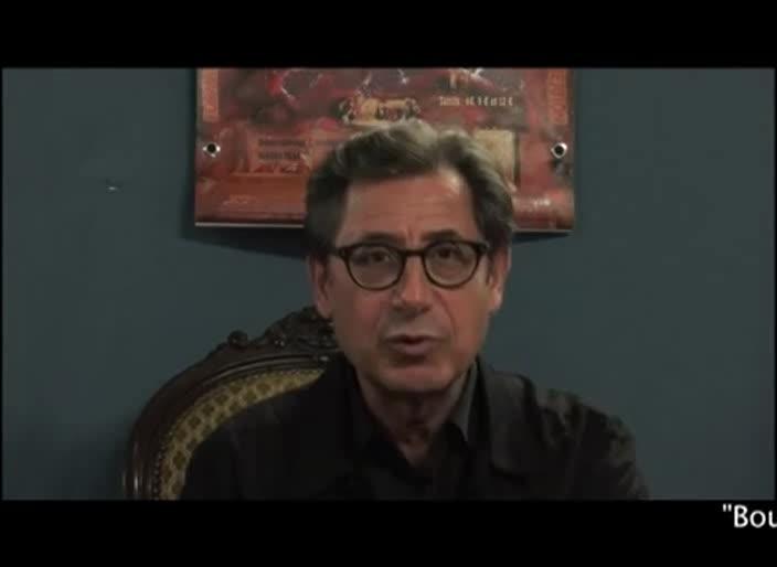 """Vidéo """"Bouge de là"""", entretien avec Kazem Shahryari"""