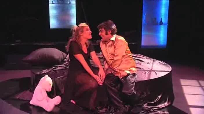 """Vidéo """"L'Affaire de la rue de Lourcine"""" m.e.s. Yann Dacosta - Sujet France 3"""