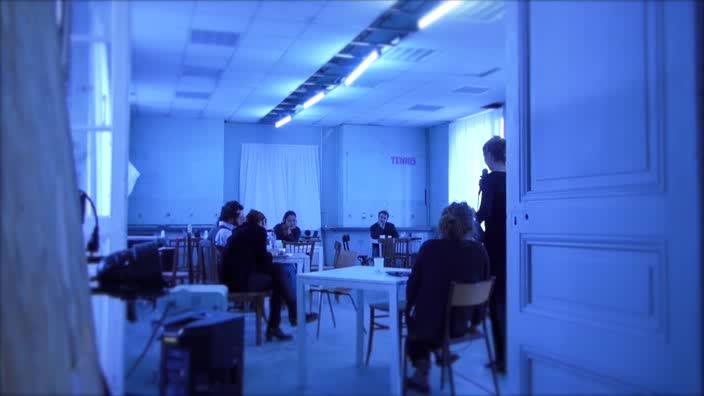 Vidéo Constellations II - Carnet de recherches #2