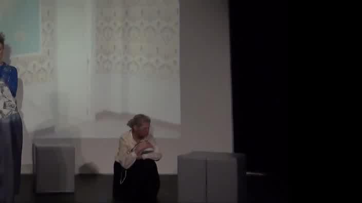 """Vidéo """"Quelque part au milieu de la nuit"""" de D. Keene, m.e.s. L. Perrotte - Extraits"""