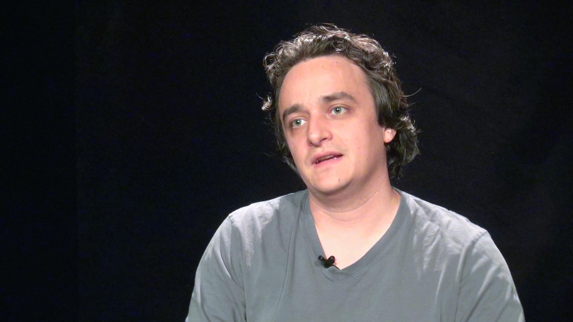 Yann Reuzeau / La découverte du théâtre
