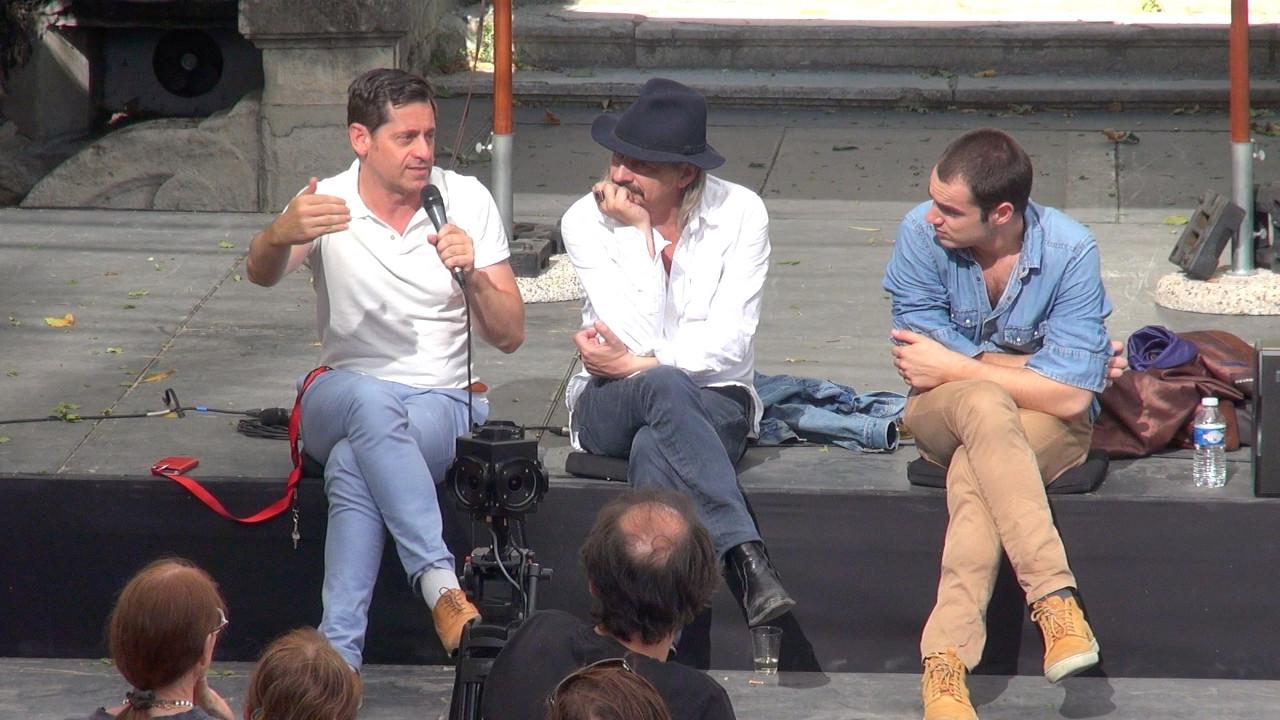 """Vidéo Dialogue artistes-spectateurs autour du """"Roi Lear"""" avec Olivier Py"""