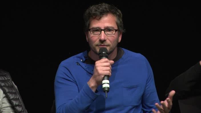 """Vidéo """"A ce projet personne ne s'opposait"""" présentation du spectacle par A. Armengol"""