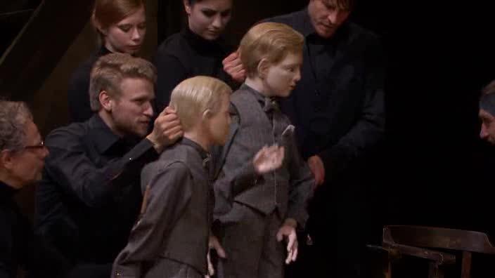 """Vidéo """"Richard III"""", extraits"""