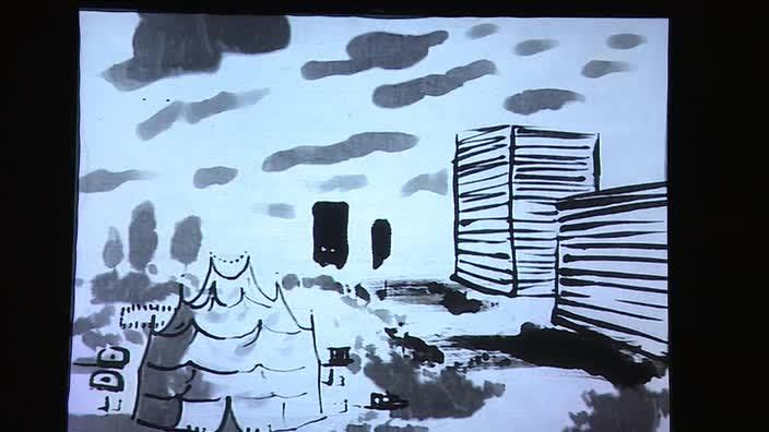 """Vidéo Jeunes critiques en Avignon - """"Les Illusionnistes - Dark Circus"""""""