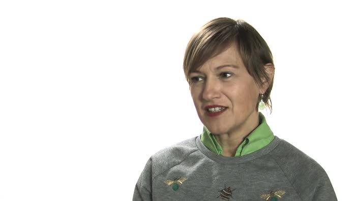 ecrire pour le th tre entretien avec sylvie landuyt vid os de th tre sur theatre. Black Bedroom Furniture Sets. Home Design Ideas