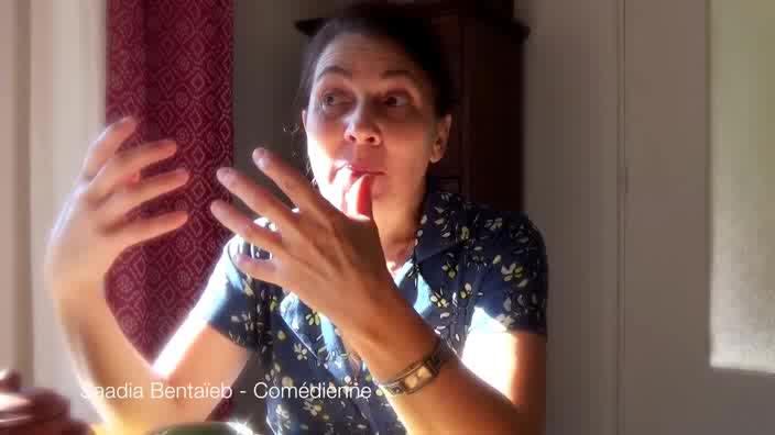 """Vidéo """"Ça ira (1) fin de Louis"""" de Joël Pommerat - Interview de Saadia Bentaïeb"""