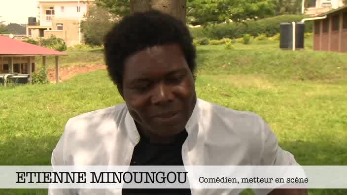 """Vidéo """"M'appelle Mohammed Ali"""" - Présentation par Etienne Minoungou"""
